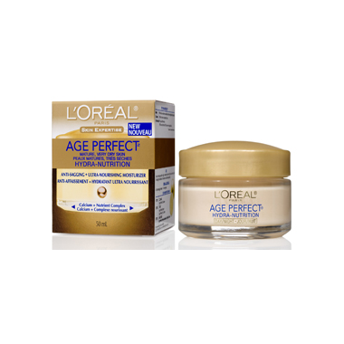 L\'Oreal Paris Age Perfect Hydra Nutrition Golden Balm Day Cream