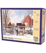 Cobble Hill Frosty's Friends Puzzle
