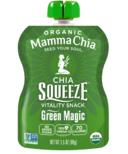 Mamma Chia Organic Chia Squeeze Green Magic
