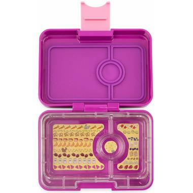 Yumbox MiniSnack Bijoux Purple