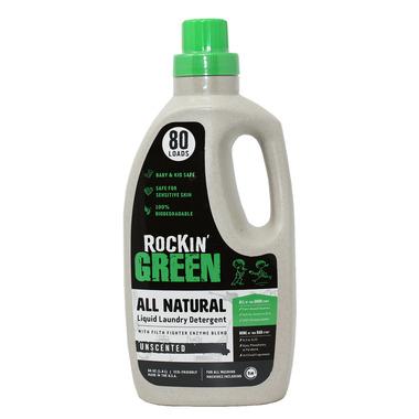 Rockin\' Green Liquid Laundry Detergent