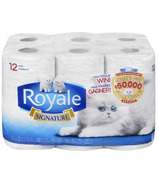Royale Signature 3 Ply Bathroom Tissue
