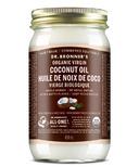 Dr. Bronner's Organic Whole Kernel Virgin Coconut Oil
