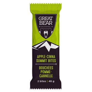 Great Bear Apple Cinna Summit Bites