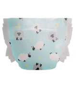 The Honest Company Overnight Diapers Club Pack Sleepy Sheep