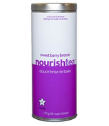 Nourishtea Sweet Berry Breeze Loose Leaf Tea