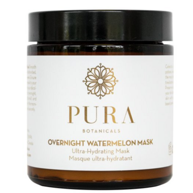 Pura Botanicals Overnight Watermelon Mask