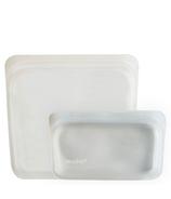 Stasher Storage & Snack Bag Clear Bundle