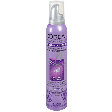 L\'Oreal Hair Expertise Volume Collagen Styling Mousse