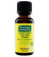 Huile d'arbre à thé 100% pure Thursday Plantation
