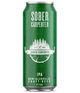 Bière artisanale sans alcool IPA de Sober Carpenter