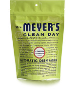 Mrs. Meyer's Clean Day Dishwasher Packs Lemon Verbena