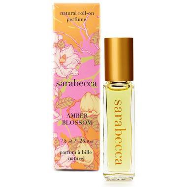 Sarabecca Amber Blossom Natural Perfume