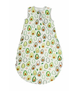 Loulou Lollipop Sleeping Bag 1 TOG Avocado