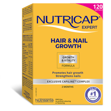 Nutricap Hair & Nail Growth