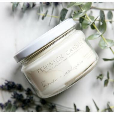 Fenwick Candles No.1 Lavender Eucalyptus Candle Medium