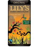 Lily's Sweets Dark Chocolate Bar Original