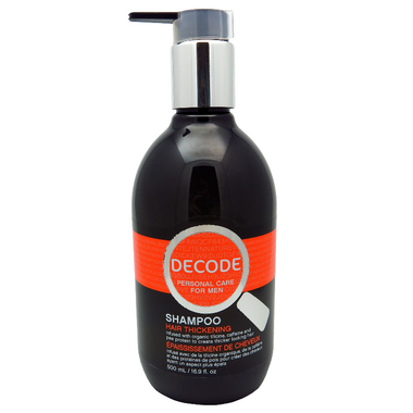 DECODE Hair Thickening Shampoo