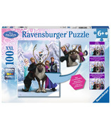 Ravensburger The Frozen Difference Puzzle