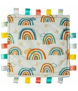 Mary Meyer Taggies Original Blanket Rainbow