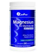 CanPrev bis-glycinate de magnésium ultra doux 400g poudre