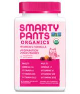 SmartyPants Organic Womens Formula Gummies
