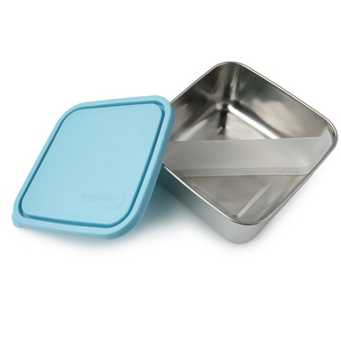 U-Konserve Divided Large To-Go Stainless Steel Container in Sky
