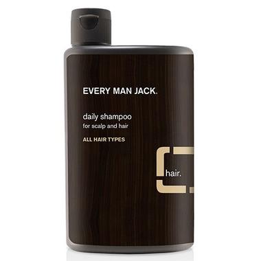 Every Man Jack Daily Shampoo Sandalwood