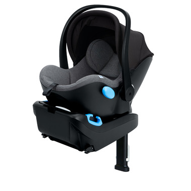 Clek Liing Infant Car Seat in Chrome