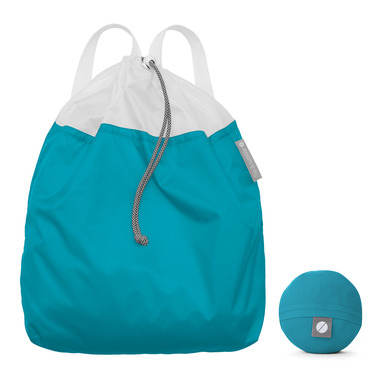 flip & tumble Drawstring Backpack Marine Blue