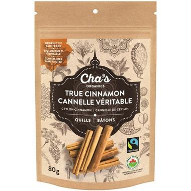 Cha\'s Organics True Cinnamon Quills