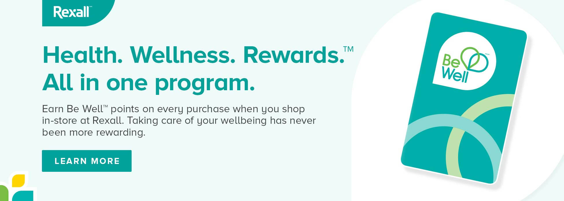 Be Well - Health. Wellness. Rewards.