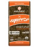 zazubean Squeeze Dark Organic Chocolate