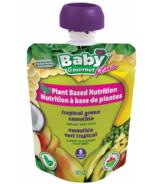 Baby Gourmet Tropical Green Smoothie Organic Baby Food