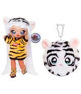 Na! Na! Na! Surprise 2-in-1 Pom Doll Series 4 Bianca Bengal