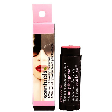 Scentuals 100% Natural Tinted Lip Moisturizer