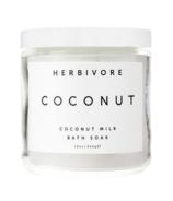 Herbivore bain de lait à la noix de coco