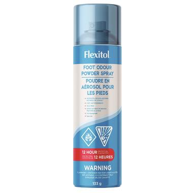 Flexitol Foot Odor Powder Spray
