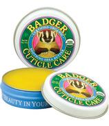 Soin des cuticules de Badger