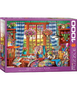 Eurographics Quilting Craft Room