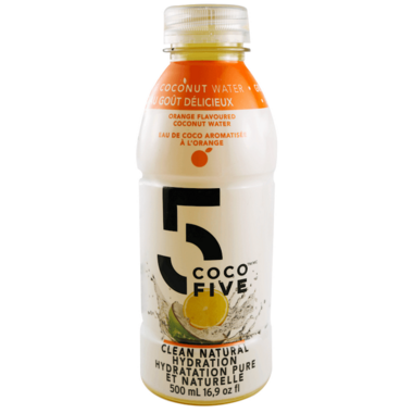 Coco5 Orange Coconut Water