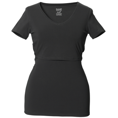 Boob Classic V-Neck Top with Organic Cotton