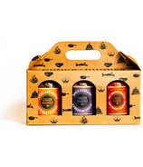 Chuck Hughes 3-Jar Spicy Gift Set