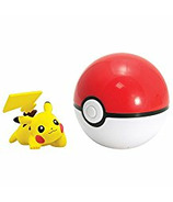 Pokemon Clip 'n' Carry Poke Ball Figure