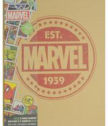 greenre Eco-Marvel Logo 3-Ring Binder