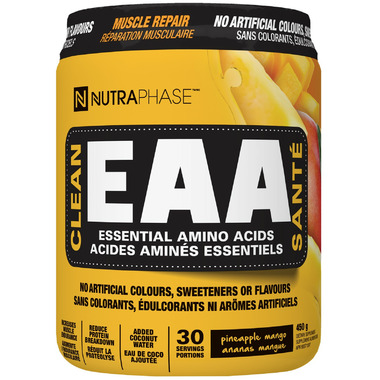 Nutraphase Clean EAA Pineapple Mango