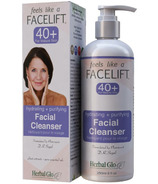 Herbal Glo Facelift 40+ Facial Cleanser