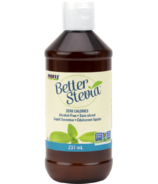 NOW Better Stevia Alcohol-Free Liquid Sweetener