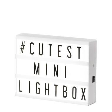 My Cinema Lightbox Colour Changing Mini