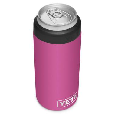 YETI Rambler Colster Slim Can Insulator Prickly Pear Pink